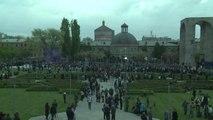 L'église arménienne canonise 1.5 million d'arméniens massacrés