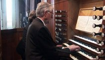 Johann Sebastian Bach - Toccata, Adagio et Fuga in C (C major), BWV 654 (Ernst-Erich Stender)