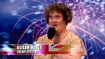 SUSAN BOYLE FIRST AUDITION HD Britains Got Talent Semi Final I Dreamed A Dream Wild Horses Lyrics