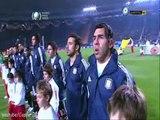 """Himno Argentino """" La seleccion Argentina de futbol VS los Pumas"""""""