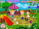 BABY HAZEL learn and grow with Baby Hazel through lots of fun filled games and activities