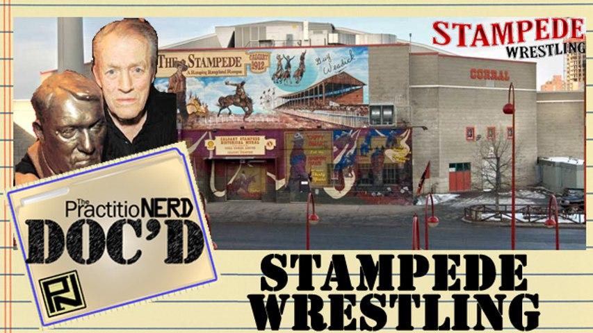 Stampede Wrestling - Doc'D #20