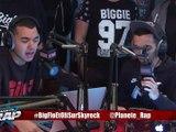"""Remix de """"Demain c'est loin"""" par Bigflo et Oli en live dans Planète Rap"""