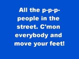 Move your feet- Junior Senior with lyrics