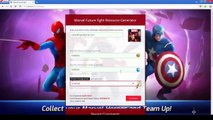 Marvel Future Fight Hack - Tutorial and Marvel Future Fight Cheats
