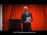 11 Forgotten Laws  The Law of Success - With Bob Proctor