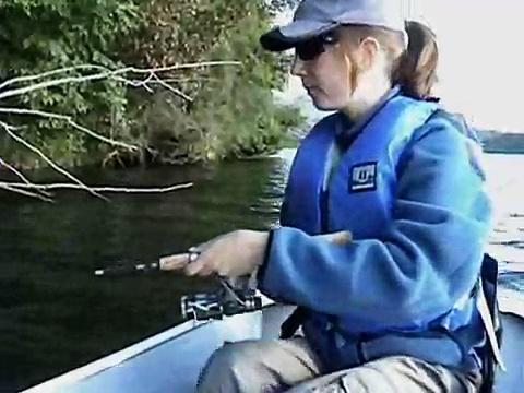 Fishing with Rod: Smallmouth Bass Fishing