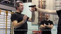 KRAV MAGA TRAINING • the fastest gun disarm