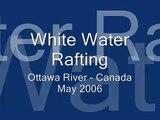 White Water Rafting in Ottawa - Greyhound Buseater Capsize