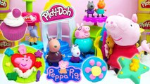 Peppa Pig Play Doh Kinder Surprise Eggs - Easter Holidays - Peppa Family knows how to make Play Doh Easter Eggs