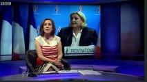 Front National Marine Le Pen on Muslims Nigel Farage Ukip European Elections