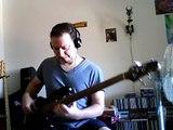 Fretless Bass + Korg Kaossilator Improv