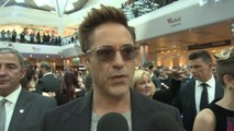 Avengers Age of Ultron European Premiere: Robert Downey Jr.