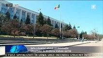 """""""Nu lăsaţi oligarhii să vă fure"""". Nu lăsați politicienii să fure Republica Moldova şi cereți-le responsabilitate. Este mesajul adresat de către preşedintele Lituaniei cetăţenilor moldoveni"""