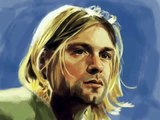 Speed Painting Kurt Cobain/ smells like teen spirit symphonic cover by williams shamir
