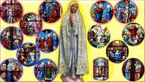 Ave Maria de Fatima en trois parties (instrumental & chanté)