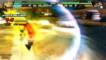 Goku Gold SSJ4 vs Baby Vegeta Dragon Ball Z Tenkaichi 3 MODS PS2 (PCSX2) 1080p