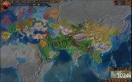 EU4: Empire of Malaya Timeline Timelapse - video dailymotion