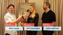 SXSW 2015 - Interview with Amy Schumer & Judd Apatow of Trainwreck - Film Festival Video HD