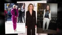 Blake Lively, Olivia Wilde et les autres stars qui adoptent les pantalons de tailleurs