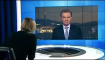 Christopher Pyne: Women become nurses, men become lawyers (ABC 7.30, 6/8/14)
