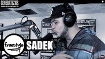 Sadek - Freestyle #JNNMJ (Live des studios de Generations)