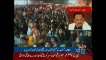 Masses ruled out allegations by voting for MQM, says Altaf Hussain