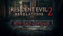 Resident Evil Revelations 2 (XBOXONE) - 4 nouveaux costumes pour le mode raid