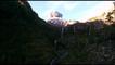 Un touriste filme le volcan Calbuco au bon moment