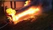 Lance d'incendie vs Lance-flammes