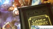 [RESENHA] Livro - Game of Thrones: Por dentro da Série da HBO (George R  R  Martin)