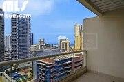 Unfurnished  Balcony  Partial Marina View  Marina Sail  Dubai Marina