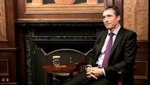 Tea with Anders Fogh Rasmussen on NATO  economist.com/video