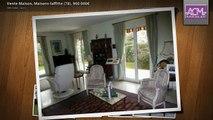 Vente Maison, Maisons-laffitte (78), 900 000€