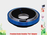Fotodiox Pro Lens Mount Adapter for Canon FD New FD FL Lens to Canon EOS Camera for Canon 1D