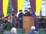 Atul Gawande, Commencement Speaker: Williams Commencement 2012