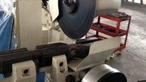 automatic pipe cutter tube cutting machine tubing cutting saw pipe cutting tool LYJ-325NCBL
