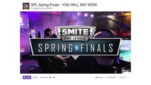 SPL Spring Finals April 23-26 - SPL Spring Finals Monster Truck Style - Smite Pro League