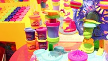 New PLAY DOH Toys for 2015 at NY Toy Fair with Frozen, Disney Princesses, Minions, Star Wa