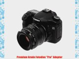 Fotodiox Pro Adapter Pentax 645 Lens to Canon EOS Camera Mount Adapter - - for Canon EOS 1d1dsMark
