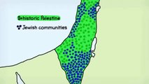 How Israel  occupied Palestine
