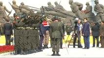 Çanakkale Kara Savaşları'nın 100. Yıl Anma Töreni-2