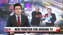 Arirang TV seals exchange deal with Brazil's Rede TV