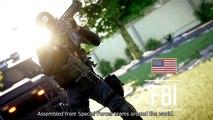 Tom Clancy's Rainbow Six : Siege (PS4) - Tom Clancy's Rainbow Six Siege : L'unité Britanique (S.A.S)