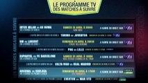 OM-Lorient, Arsenal-Chelsea, Inter Milan-AS Roma... Le programme TV des matches du weekend à ne pas rater !