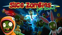 Slice Zombies for Kinect - Gameplay Trailer [Xbox One] (2015) HD+