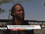 Arizona Cardinals, Larry Fitzgerald to host 5th annual celebrity softball game