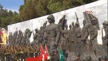 Çanakkale Kara Savaşları'nın 100. Yıl Anma Töreni-1