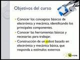 Curso de Robotica Video Tutorial 1