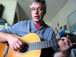 BOSSA NOVA RYTHMIQUE Guitare